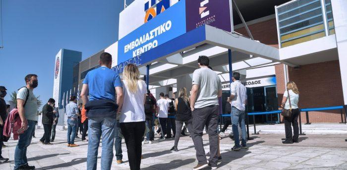 Ανοίγει η πλατφόρμα για τους 45-49, διαθέσιμα και τα 4 εμβόλια   panathinaikos24.gr
