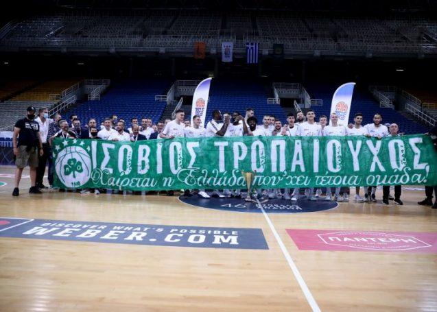 Παναθηναϊκός: Μία ομάδα μετράει τίτλους (vids) | panathinaikos24.gr