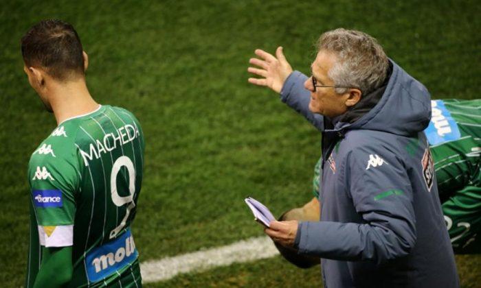Μακέντα για τον Μπόλονι: «Κάθε φορά έφταιγαν οι παίκτες, ποτέ δεν έφταιγε αυτός» | panathinaikos24.gr
