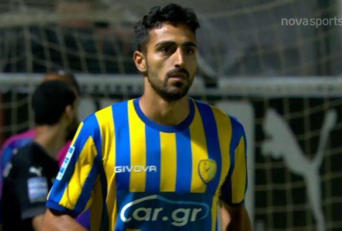 Έκανε το 1-1 με Βέργο ο Παναιτωλικός (vid)   panathinaikos24.gr