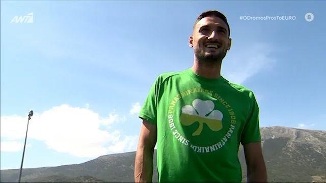 """Μακέντα: """"Αν παίξω με τον Παναθηναϊκό στην Ευρώπη…"""" (vid)   panathinaikos24.gr"""