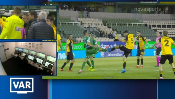 Παναθηναϊκός – ΑΕΚ: Το χαμένο πέναλτι του Μακέντα στις καθυστερήσεις (vid)   panathinaikos24.gr