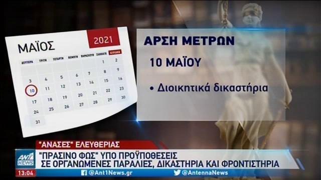 Lockdown: Νέα χαλάρωση από τις 8 Μαΐου – Ανοίγουν σχολεία και φροντιστήρια (vid) | panathinaikos24.gr