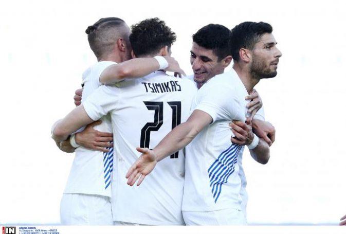 Μαγικό ξεκίνημα η Εθνική με γκολ από Μασούρα και Ανδρούτσο! (vids) | panathinaikos24.gr