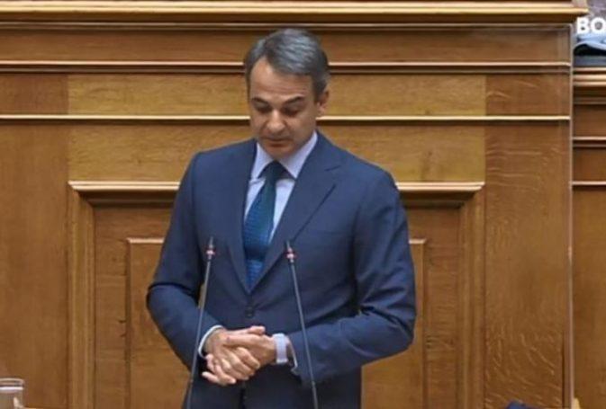 Δήλωση-βόμβα Μητσοτάκη για τους μη εμβολιασμένους πελάτες σε εστιατόρια και μπαρ | panathinaikos24.gr