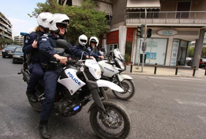 Έκλεψαν μοτοσικλέτα αστυνομικού έξω από τη ΓΑΔΑ | panathinaikos24.gr