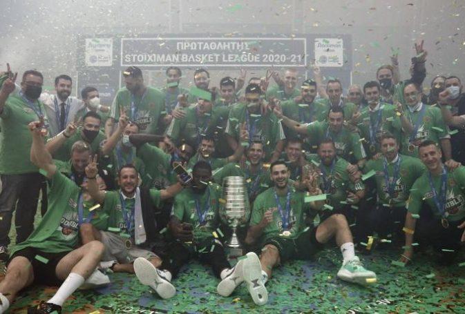 «Πράσινος» κυρίαρχος πέρασε από το Λαύριο και σήκωσε το 40ο πρωτάθλημα της ιστορίας του! | panathinaikos24.gr