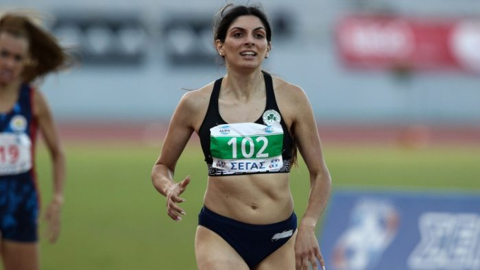 Παναθηναϊκός: Πρωταθλήτρια Ελλάδας η Γιαννοπούλου | panathinaikos24.gr