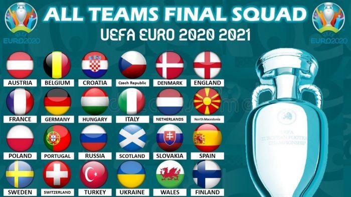 Euro 2021: Οι 24 αποστολές και όλα όσα πρέπει να ξέρετε για τη διοργάνωση [pics]   panathinaikos24.gr