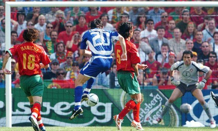Σήκωσέ το, το γ@μημένο: Η άγνωστη ιστορία από το Euro 2004 για το πιο γνωστό ελληνικό σύνθημα   panathinaikos24.gr