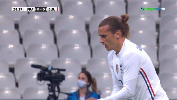 Γαλλία: Με ψαλιδάκι του Γκριζμάν το 1-0 (vid) | panathinaikos24.gr