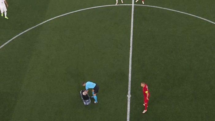 Τουρκία – Ιταλία : Με… τηλεκατευθυνόμενο έφτασε η μπάλα για την έναρξη του ματς (vid) | panathinaikos24.gr