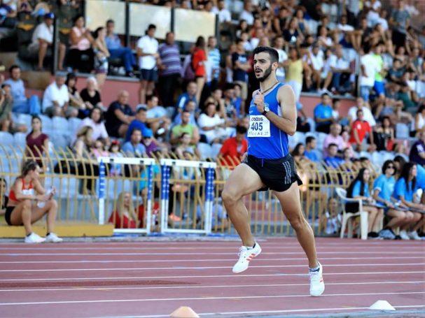 Παναθηναϊκός: «Ασημένιος» ο Καλάκος στα 800μ. | panathinaikos24.gr